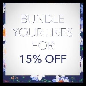 Bundle your likes.